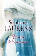"""Charlie tendrá 2 semanas para probar a Sarah que están hechos el uno para el otro. """"El sabor de la inocencia"""" de Stephanie Laurens es nuestro Tagus Today de hoy por sólo 1,88€."""