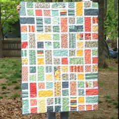 super cute quilt pattern