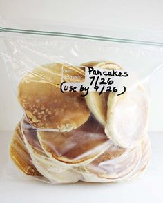 Freezer Pancakes #meal #freezer #recipes #trendypins