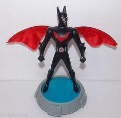 Batman Beyond 2000 Burger King Pop Up Wings Toy or Cake Topper DC Comics | eBay
