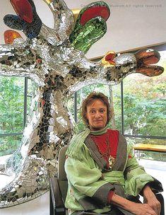 ニキ(Niki de Saint Phalle)について   Niki Museum Gallery