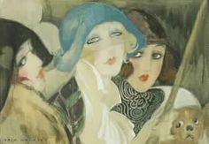 Gerda Wegener - by Sotheby's