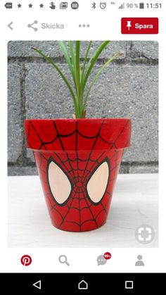 diy flower pot projects for decorating your garden ⋆ Main Dekor Network Flower Pot Art, Clay Flower Pots, Flower Pot Crafts, Clay Pot Crafts, Clay Pots, Flower Pot People, Clay Pot People, Painted Plant Pots, Painted Flower Pots