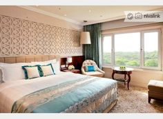 Taj Palace is a luxury hotel near city centre and Diplomatic enclave in Delhi (India). Plan and Book Taj Palace Hotel at Nivalink. Udaipur India, Luxury Rooms, Palace Hotel, Outdoor Swimming Pool, New Delhi, Lounge, Furniture, Trips, Beautiful Places