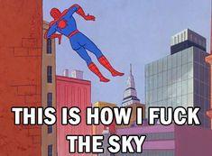 I love Spiderman memes!