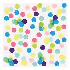 Tafel confetti Groot 2,5 cm - Per zakje van 15 gram www.confettienco.be #decoratie #verjaardag #feest #kinderen #confetti #tafel #multicolor #blauw #paars #geel #webshop