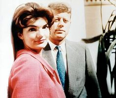"""Jack was the love of my life.  No one will ever know a part of me died with him."" - Jacqueline Bouvier Kennedy"