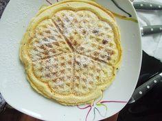 Marzipan - Waffeln, ein raffiniertes Rezept aus der Kategorie Kuchen. Bewertungen: 1. Durchschnitt: Ø 3,3.