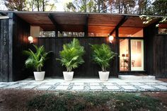Mid-century- mid-century modern- MCM- atlanta homes- homes for sale- northcrest- neutra- eichler- modern renovation- modern homes for sale- . Ranch Exterior, Exterior Remodel, Modern Exterior, Exterior Design, Modern Entry, Wall Exterior, Home Design, Modern House Design, Mid Century Ranch