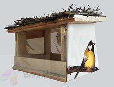 Karmnik dla ptaków Wooden Boxes, Bird Feeders, Lighting, Outdoor Decor, Home Decor, Wood Boxes, Decoration Home, Light Fixtures, Room Decor
