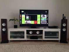 @whathifi #WHFsystems #monitoraudio #panasonic #XboxOne My system: pic.twitter.com/rhEBjRZM4G