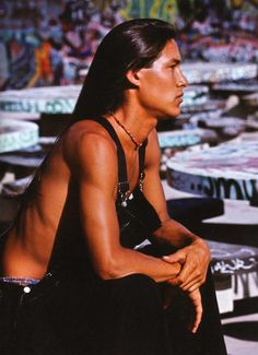 Native American Actor - Rick Mora