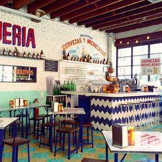 West Village restaurant or seaside taco shack? Well done, @tacombi