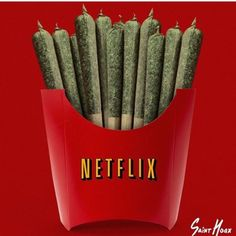the real netflix and chill