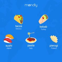 Tasty traditional food from different countries 🤤 🇺🇸🇩🇪🇪🇸🇮🇹🇧🇷🇫🇷🇯🇵🇨🇳🇸🇦🇬🇧🇹🇷🇷🇺🇲🇽🇮🇳🇬🇷🇰🇷 Which one is your absolute favorite? Poland, Countries, Sushi, Turkey, Language, Tasty, Japan, Traditional, Learning