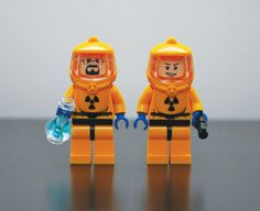 Custom Minifigures BREAKING BAD Walter White & by MiniMenMinifigs