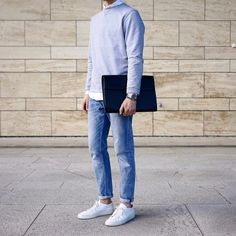 """c959aceba  menwithstreetstyle on Instagram  """"Great portfolio from  rsvp paris. -  Photo by our"""
