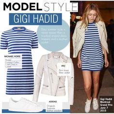 Model Style- Gigi Hadid
