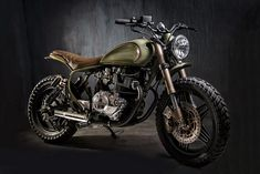 Honda CM400 by Matteucci Garage