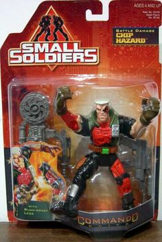 A cover gallery for Action Figure Boxes Small Soldiers Action Figures, Custom Action Figures, 90s Nostalgia, Childhood Toys, Covered Boxes, Cosplay, Small Boxes, Statues, Image