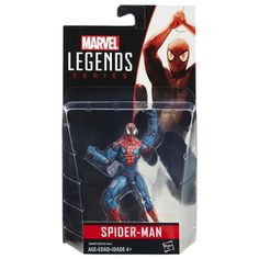 "Marvel Legends Series 3.75"" Spider-Man"