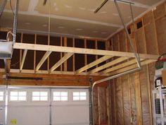 Best Of Garage with Storage Loft