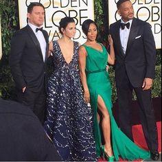 O #GoldenGlobes está bombando! Já escolheu o seu look preferido? #redcarpet #tapetevermelho #regram