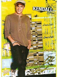 Kendall Schmidt (Tiger Beat)