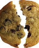 Ultimate Chocolate Chip Cookies - Martha Stewart. I made these and they were ok.