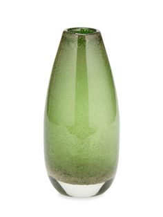 pretty green vase by Lazy Susan
