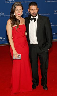 Katie Lowes & Guillermo Diaz- 2014 White House Correspondents' Dinner