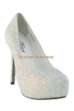 Wedding Pumps | Highfashiondress Plus Size