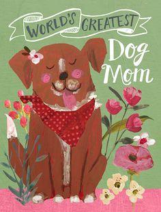 Leading Illustration & Publishing Agency based in London, New York & Marbella. Happy Birthday Art, Pet Loss, Teaching Art, Dog Mom, Make You Smile, Textile Art, Original Paintings, Greeting Cards, New York