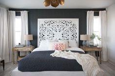 Cozy Rest House Master's Bedroom