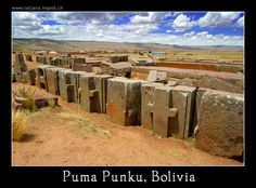 Puma Punku... machinery? or the ancients did this with stone tools