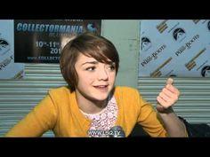 Game Of Thrones Maisie Williams Interview