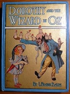 Dorothy and the Wiazrd in Oz by L.Frank Baum (c.1908)  Color plates position for 1st edition, 1st state copy (1-indicates opposite of the title page and also given page).   1908 - Dorothy and the Wizard in Oz - 16 plates (1,16,34,50,60,80,100, 122, 138, 146,164, 192, 210, 220, 244, 252).  Reilly & Britton