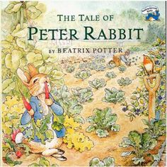 Beatrix Potter and Peter Rabbit - another English children's writer and illustrator