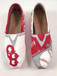 8e70b45418391 36 Best Major League Baseball Painted Shoe Ideas images in 2017 ...
