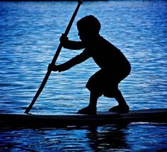 Try stand-up paddle board