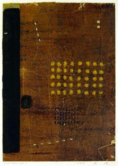 takahikohayashi:  D-26.Jun.200142x29.5cmmixed media林孝彦 HAYASHI Takahiko 2001