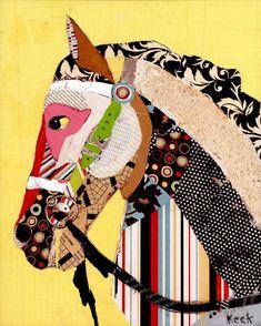 Horse II, Michel Keck