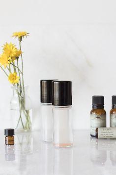 DIY Liquid Roll-On Deodorant Recipe