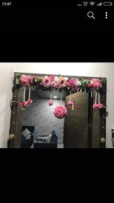 Door Hanging Decorations, Diy Party Decorations, Handmade Decorations, Flower Decorations, Diwali Diya, Diwali Craft, Diwali Decoration Items, Wall Hanging Designs, Bal Gopal