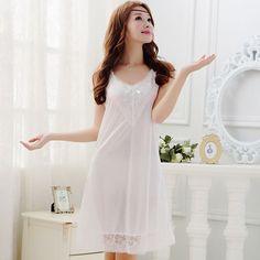 Lisacmvpnel 2016 New Arrival ! Hot-selling women's lace spaghetti strap sexy nightgown lounge quality royal princess sleepwear