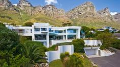 The Hollywood Mansion, Cape Town Ultra Modern Homes, Luxury Modern Homes, Houses Architecture, Modern Architecture, Villas, Camps Bay Cape Town, Hollywood Hotel, Spa, Modern Exterior