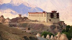 The Living Heritage of Buddhism Monasteries in Ladakh Stok Monastery India Holidays, Tibetan Buddhism, Monument Valley, Mount Rushmore, Taj Mahal, Remote, The Incredibles, Tours, Explore