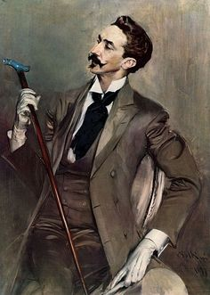 Robert de Montesquiou | A Definitive Ranking of the 33 Hottest Men In Historical Paintings