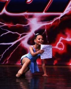 Day 3 Dance Moms Challenge Favorite Maddies solo:)