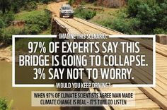 """""""Would YOU keep driving?"""" #climatechange pic.twitter.com/1XRfBYTxOW..."""